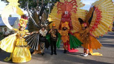Photo of Pakaian The Agility of Sogili Pukau Pengunjung Tomini Fashion Carnival