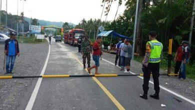 Photo of Poso Tutup Satu Pintu Perbatasan