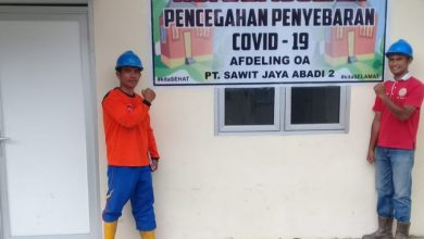 Photo of Cegah Covid-19, PT.SJA Perketat Pintu Keluar Masuk Perusahaan