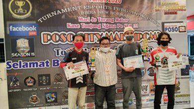 Photo of Tim T-PSO Menangkan Turnament PUBG Poso