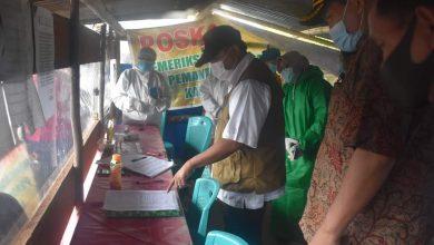 Photo of Pjs Bupati Poso Janji Perhatikan Kebutuhan Petugas Lapangan Satgas Covid-19 di Pos Perbatasan