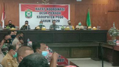 Photo of Ciptakan Pilkada Aman Saat Pandemi Desk Pilkada Gelar Rakor Bersama Timses Paslon