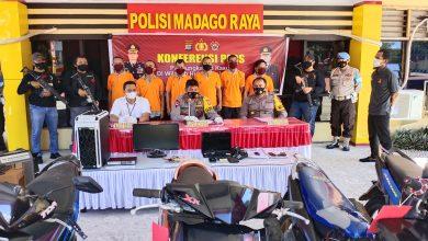 Photo of Polres Poso Berhasil Tangkap Pencuri Di Kantor Dinas Perpustakaan Dan Arsip Kabupaten Poso