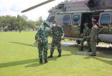 Photo of Pangkostrad Tinjau Pasukan Dalam Operasi Madago Raya